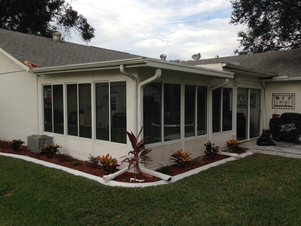 Florida Room Residential Window Tinting in Spring Hill, FL (1)