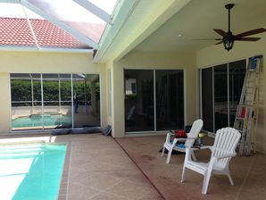 Sliding Glass Door Tinting in Land O Lakes, FL (2)