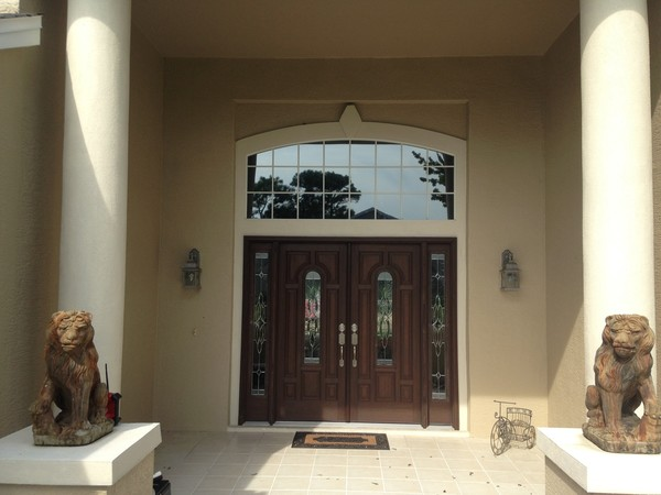 Foyer Window Tinting in Tampa, FL (1)