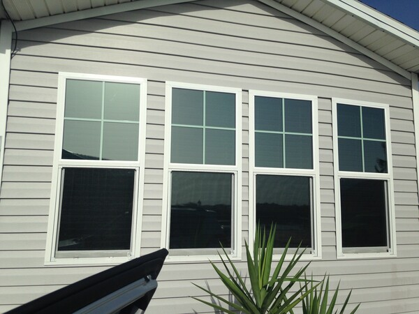 Low-E / Stainless 20 Home Window Tinting in Tampa, FL (1)